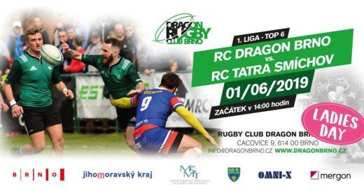 1.liga ragby - 2. kolo nadstavbové části - jaro 2019 #czechrugby