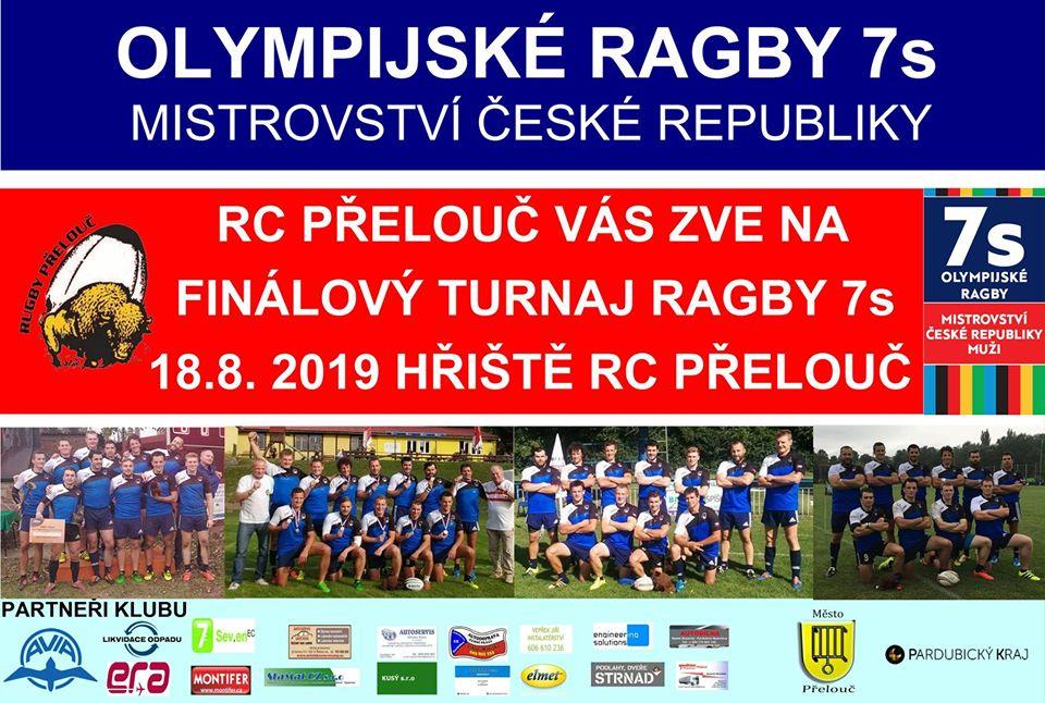 Mistrovství České republiky v ragby 7´s - finálový turnaj