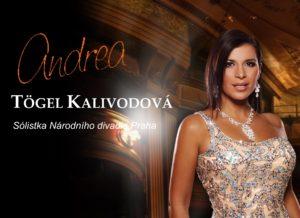 ANDREA KALIVODOVÁ live